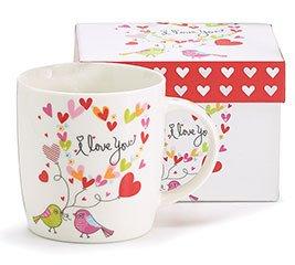 """San Valentine Taza """"I Love You"""""""
