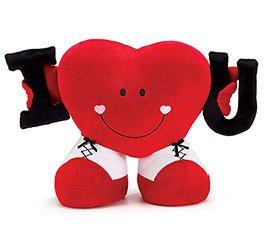 "San Valentine Peluche ""I Love You"""