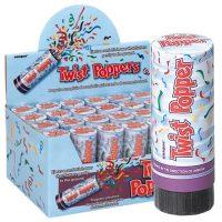 Confetti Twist Popper Pequeño