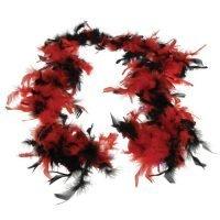 Boa Roja y Negra