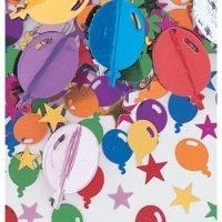 Confetti Globos y Estrellas