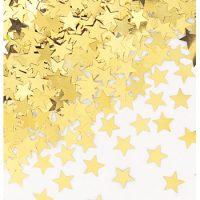 Confetti Estrellas Doradas