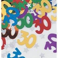 Confetti 30 Cumpleaños