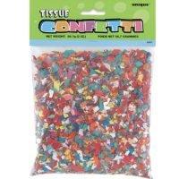 Confetti Colores Tissue(Relleno Piñata)