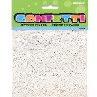 Confetti Blanco (Relleno Piñata)
