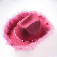 Sombrero Rosado Vaquero