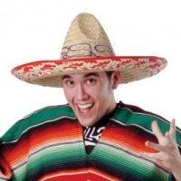Sombrero Mexicano Adulto