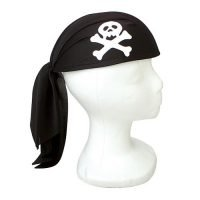 Sombrero Pirata Negro