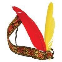 Sombrero Plumas de Indio