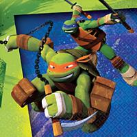 Ninja Turtles Servilleta de Bebida