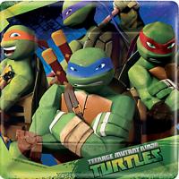 Ninja Turtles Plato 7''