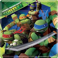 Ninja Turtles Plato 9''