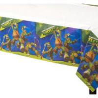 Ninja Turtles Mantel Plástico