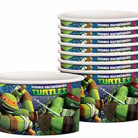 Ninja Turtles Contenedor de Cartón