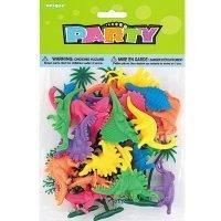 Relleno Piñata Dinosaurios Paq 12 Unid