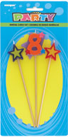 Vela Estrella Numero 8