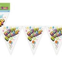 Banner (Banderin) Happy Birthday
