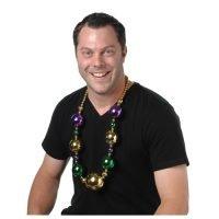 Collar Gigante Mardi Gras