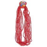 Collares Corazon Rojo Paq 12 Unid