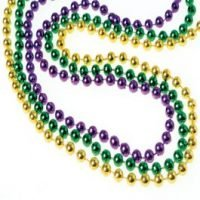 Collares Colores Mardi Gras