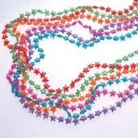 Collares Estrellas Colores