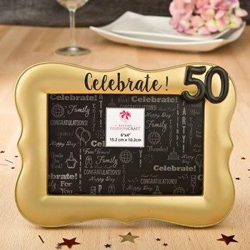 Aniversario Portarretratos Celebrate! 50