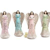 Dia de las Madres Angel con Mensaje a Mama