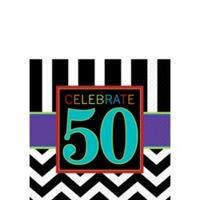 50 Años Servilleta Para Bebidas