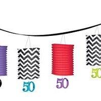 50 Años Linternas de Papel