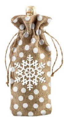 Navidad Bolsa para Botellas