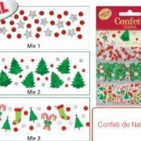 Navidad Confetti