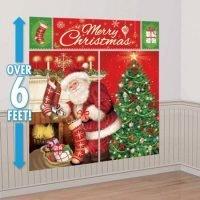 Navidad Mural de Decoracion Precio: ¢ 5.500,00