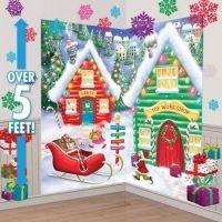 Navidad Mural de Decoracion