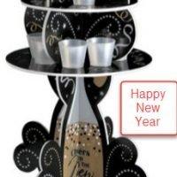 Año Nuevo Base para Shots