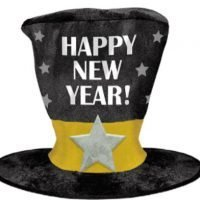 Año Nuevo Sombrero