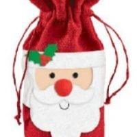 Navidad Bolsa de Regalos Santa