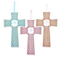 Easter Cruz Colgante de Madera Precio: ¢ 2.500,00