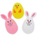 Easter Huevos Conejos y Pollitos