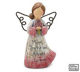 Angel Pequeño con Mensaje