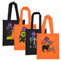 Halloween Bolsa Reciclable