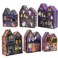 Halloween Cajas Decorativas