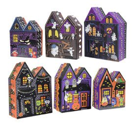 Halloween Cajas Decorativas