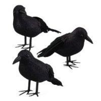 Halloween Cuervos