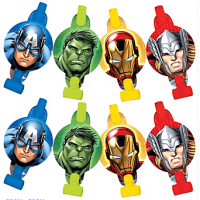 Avengers Sepentinas Party Time Heredia