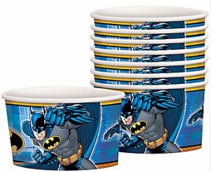 Batman Contenedor Helados o Galletas Party Time Heredia