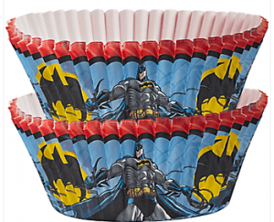 Batman Cupcake Party Time Heredia