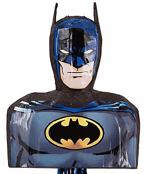 Batman Piñata Party Time Heredia