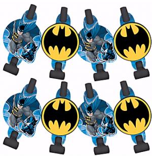 Batman Serpentinas Party Time Heredia