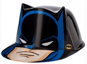 Batman Sombrero Plastica Party Time Heredia
