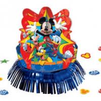 Mickey Centro de Mesa Party Time Heredia